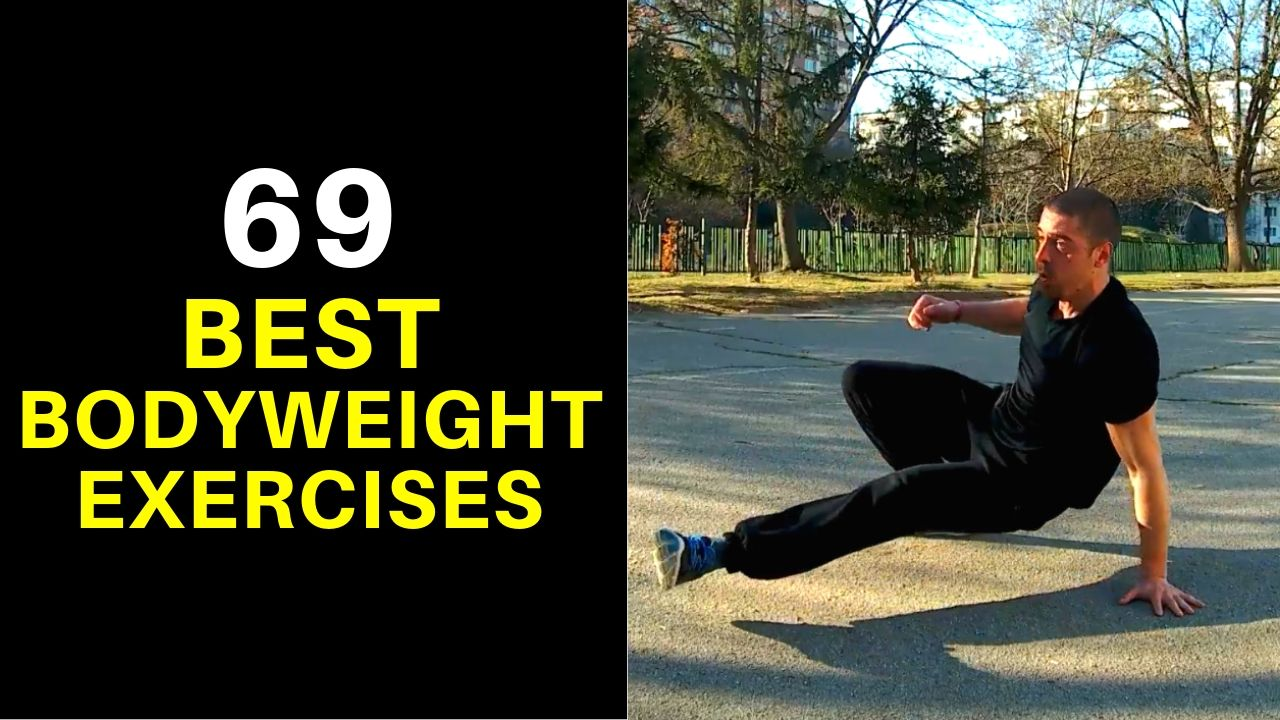 Best Bodyweight Exercises 1