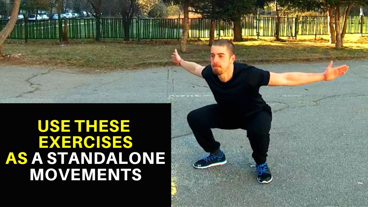 Best bodyweight exercises