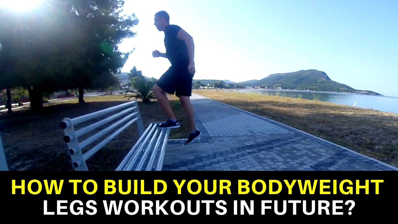 Bodyweight Workout for Legs 3
