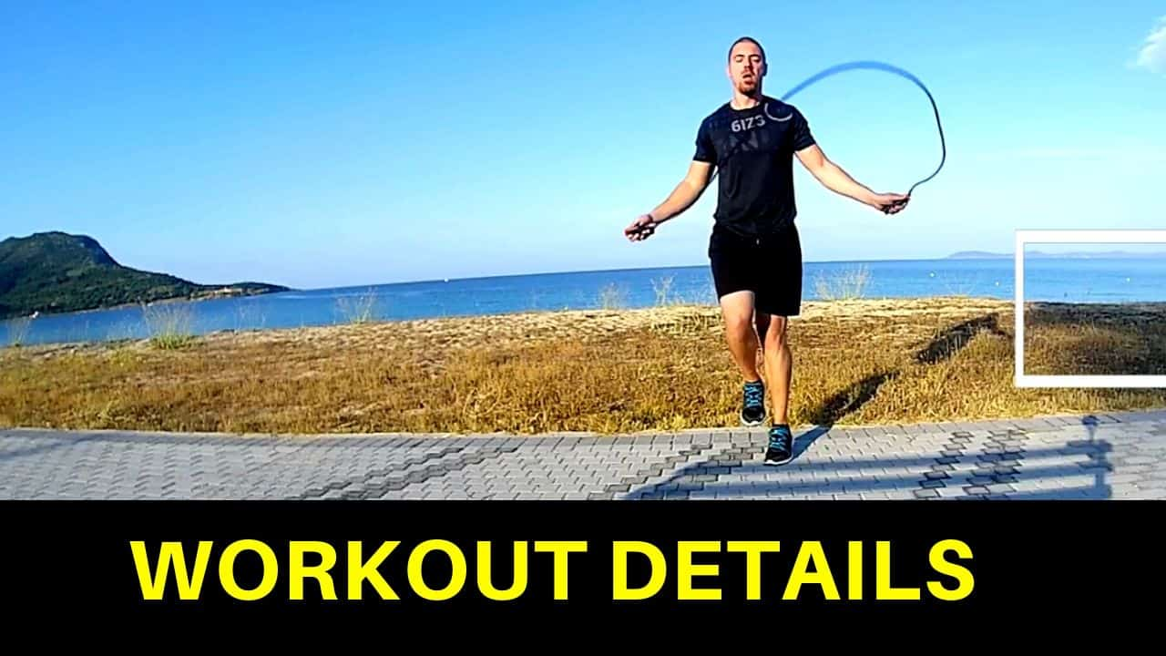 Cardio workout for men