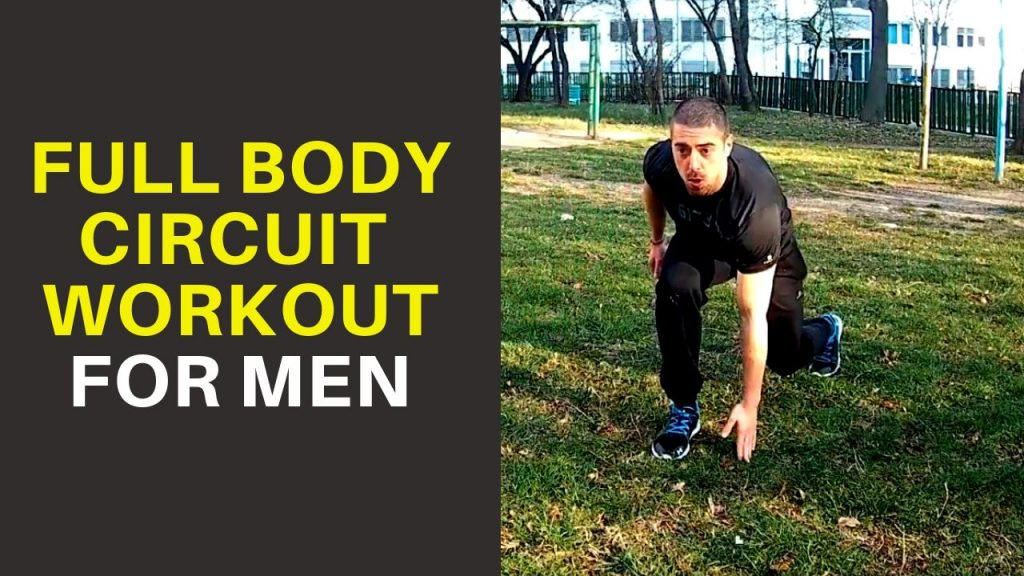 Circuit Workout Full Body