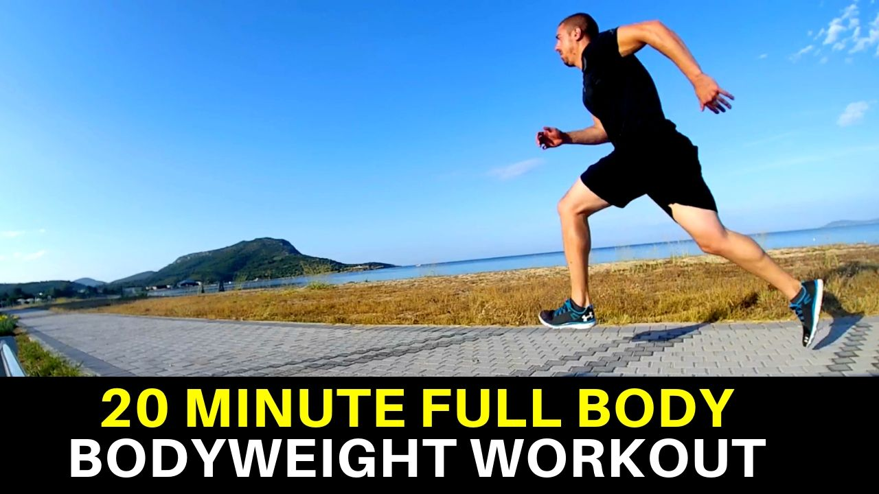 Full Body Bodyweight Workout1