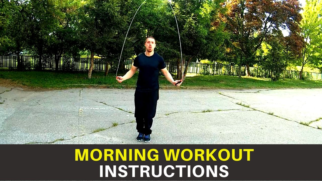 Morning Workout for Men