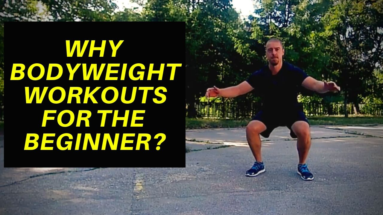 Bodyweight Beginner Workout 1