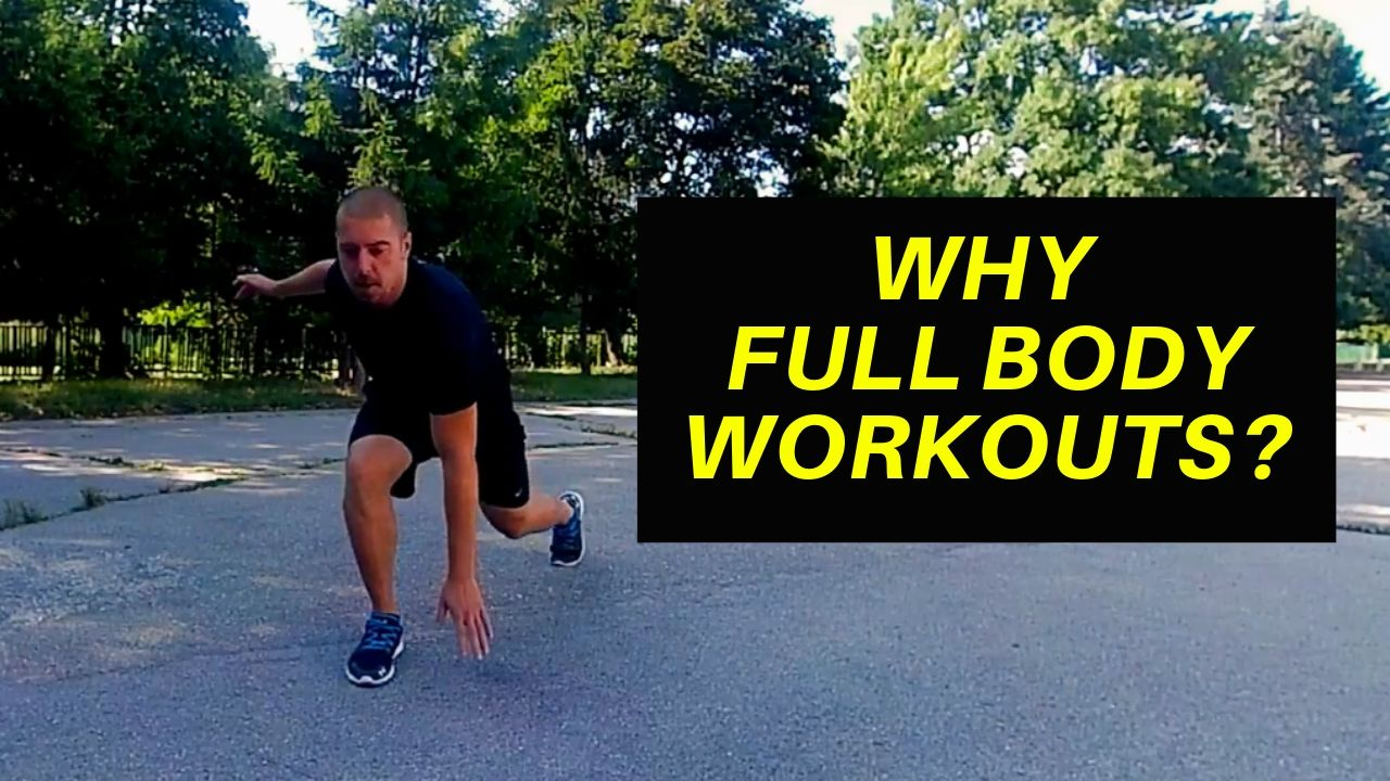 Bodyweight Beginner Workout 4