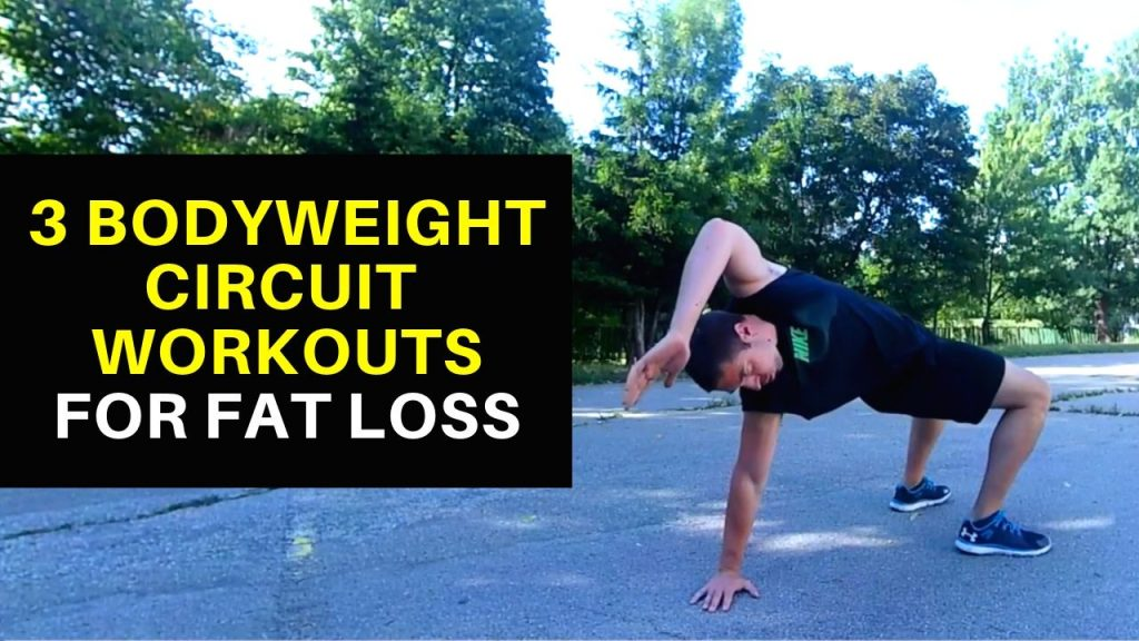 Bodyweight Circuit Workouts 1
