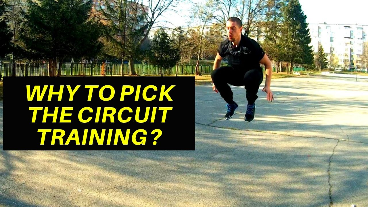 Circuit Workouts at Home 3