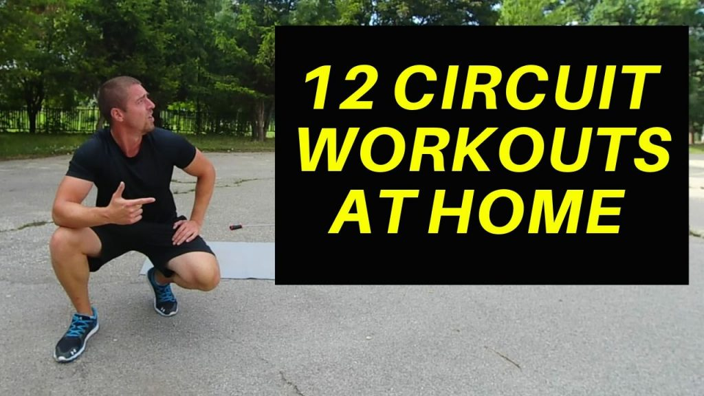 Circuit Workouts at Home2