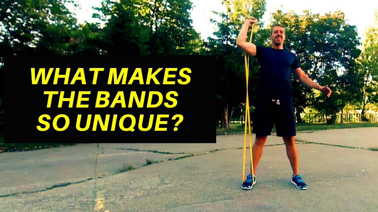 Resistance Band Workout Upper Body 5