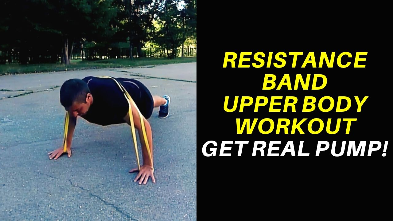 Resistance Band Workout Upper Body