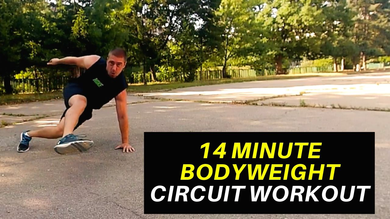 Bodyweight Circuit Workout