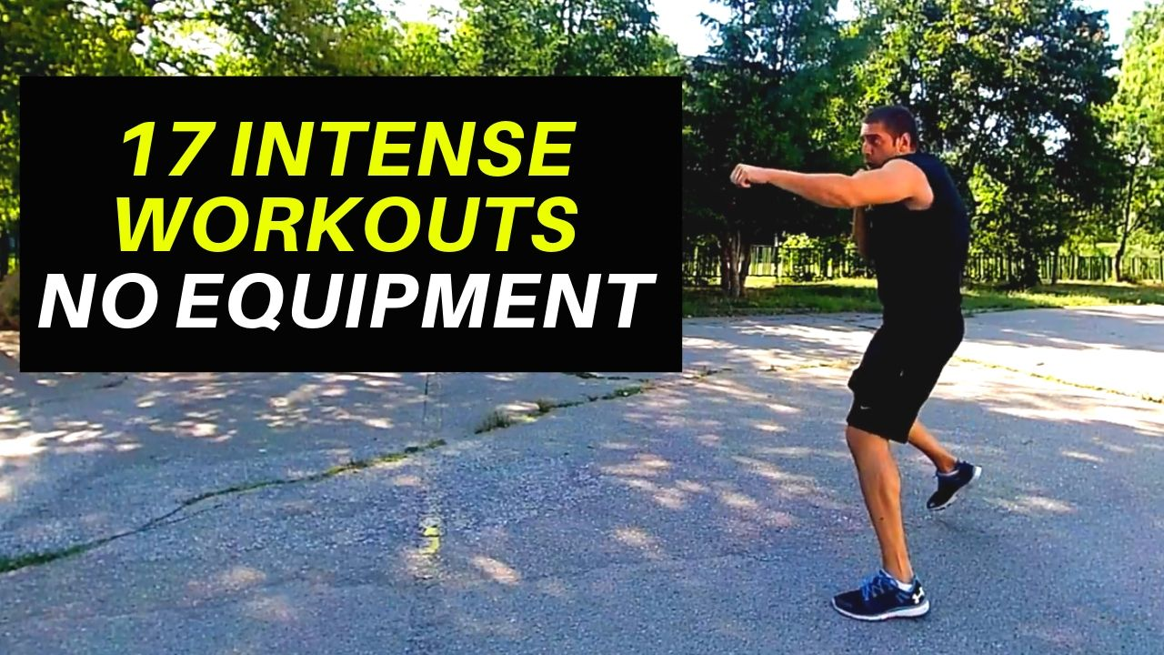 Intense Workouts 1