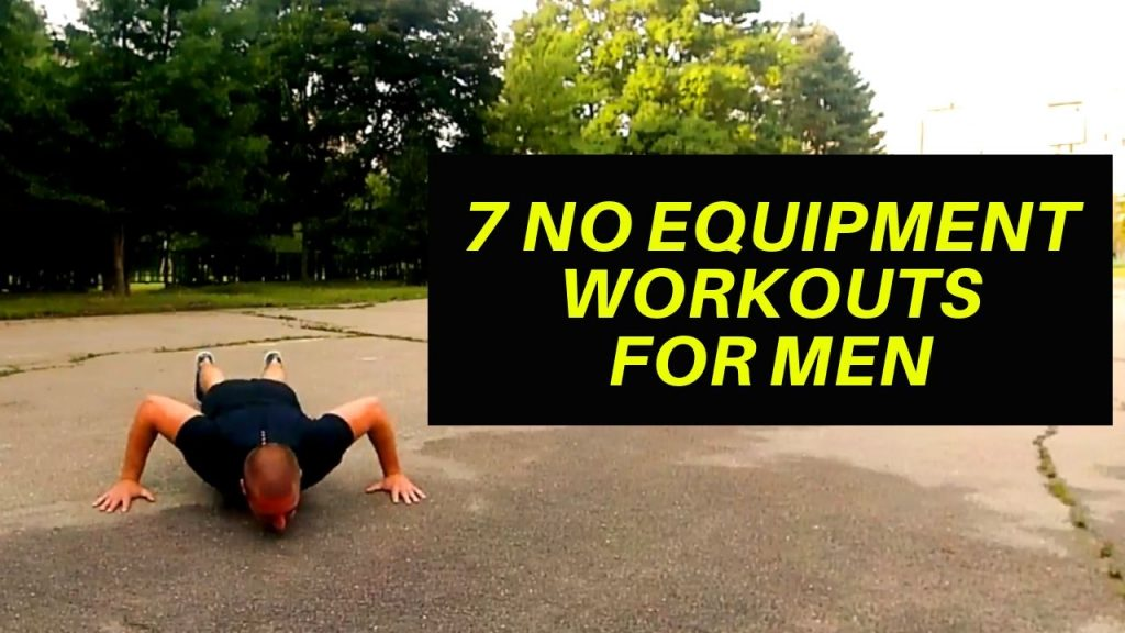 No Equipment Full Body Workout1