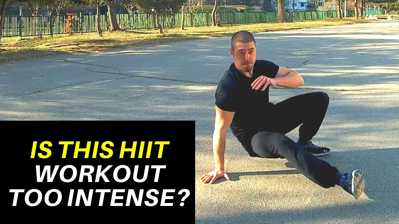 15 Minute HIIT Workout