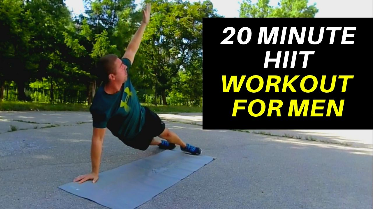 20 Minutes HIIT Workout
