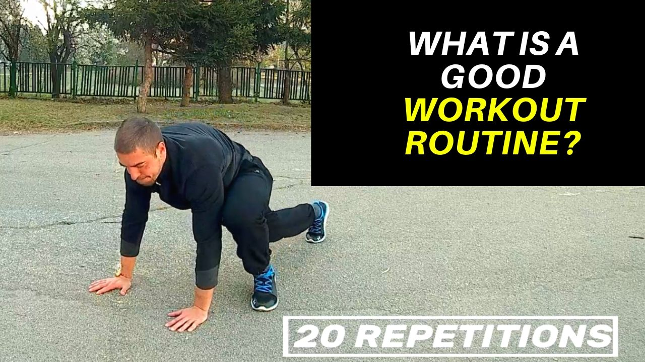 Workout Routine For Legs