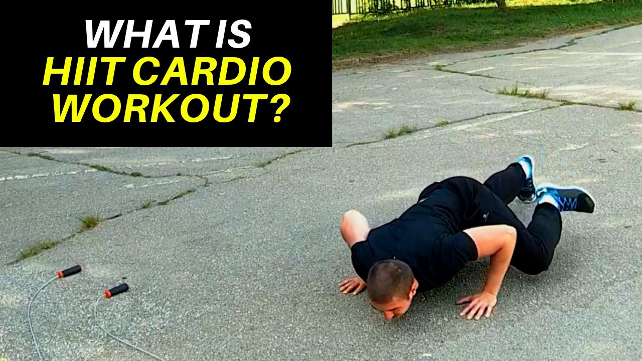 30 Minute HIIT Workout