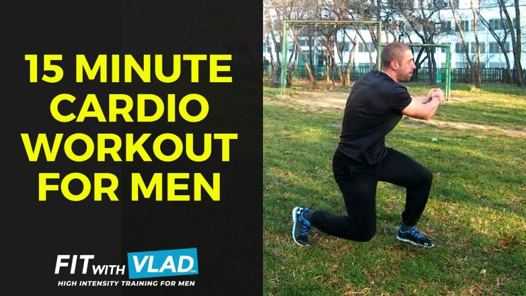 15 Minute Workout For Men
