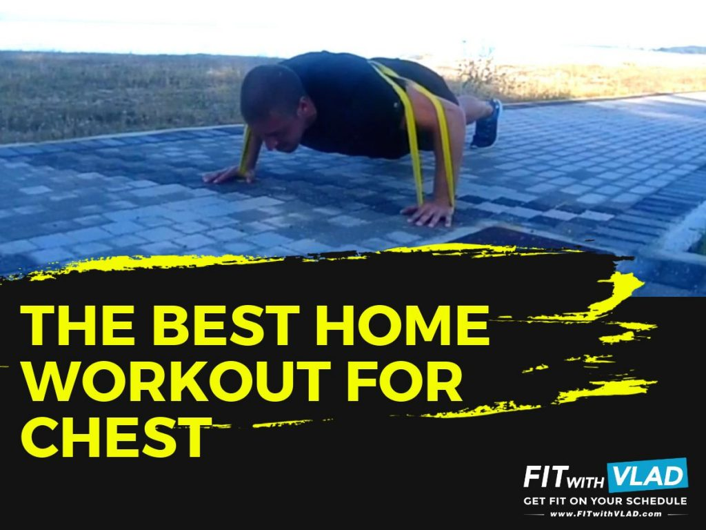Home Workout For Chest 1