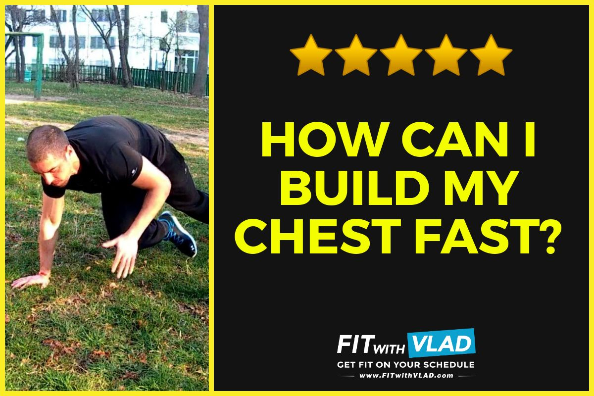 Home Workout For Chest