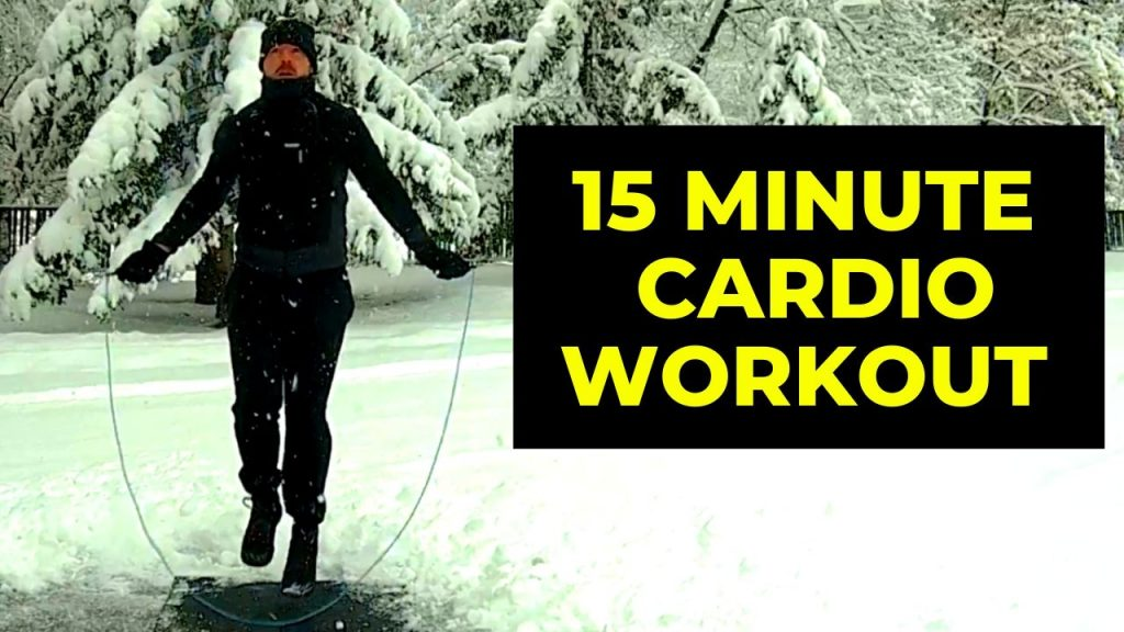 15 Minute Cardio Workout
