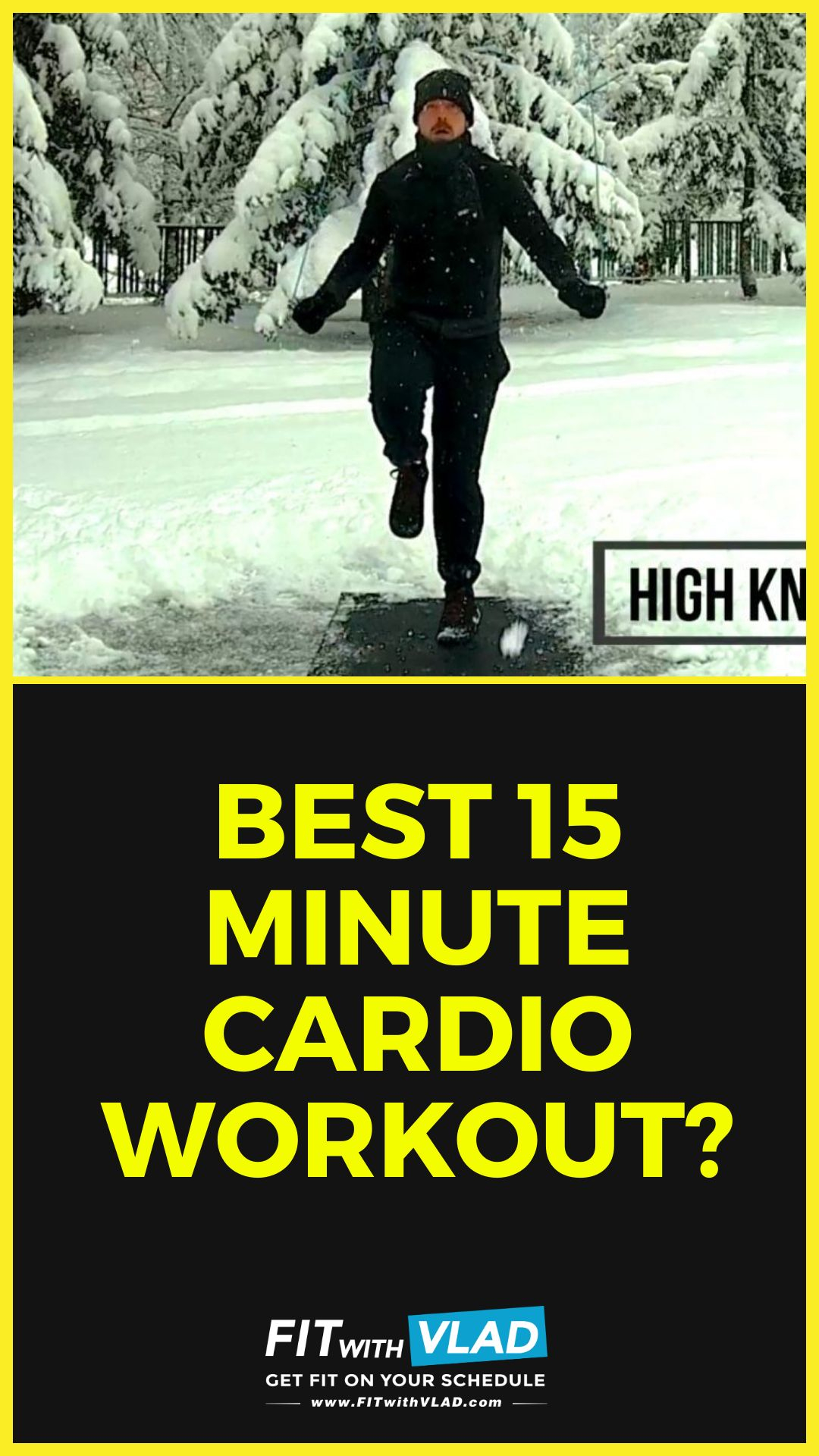 15 Minute Cardio Workout 5