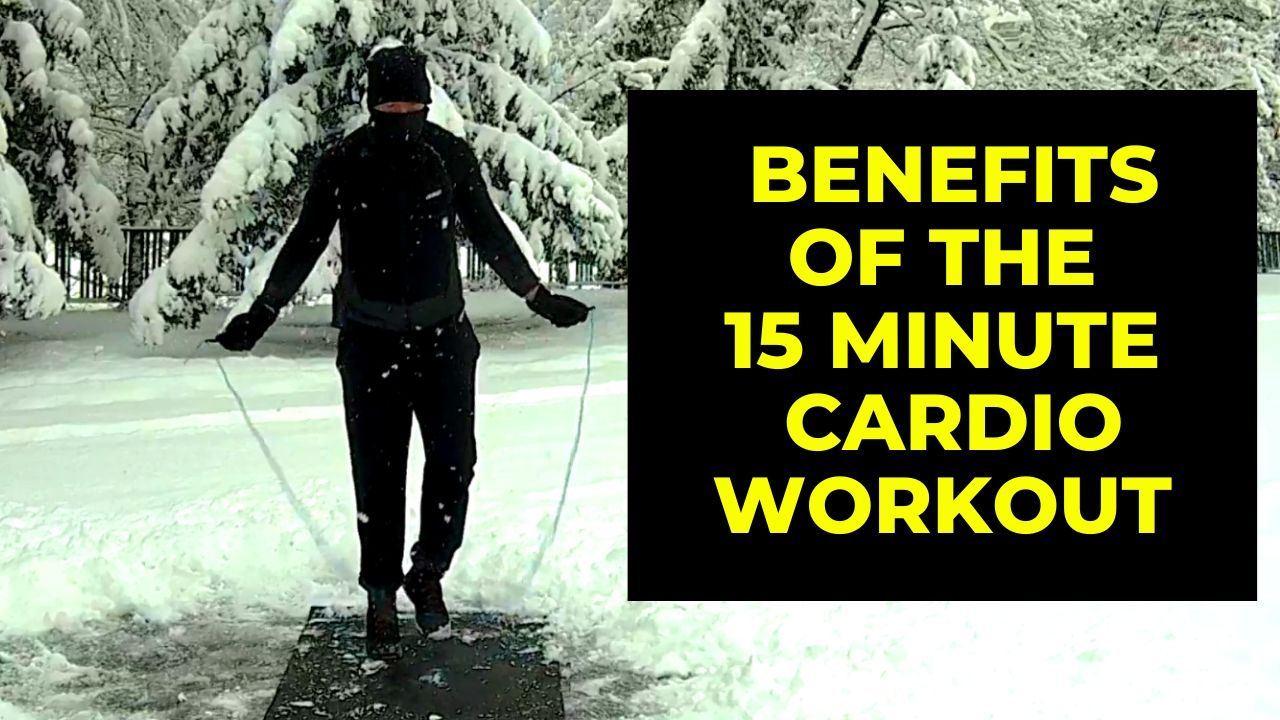 15 Minute Cardio Workout 2