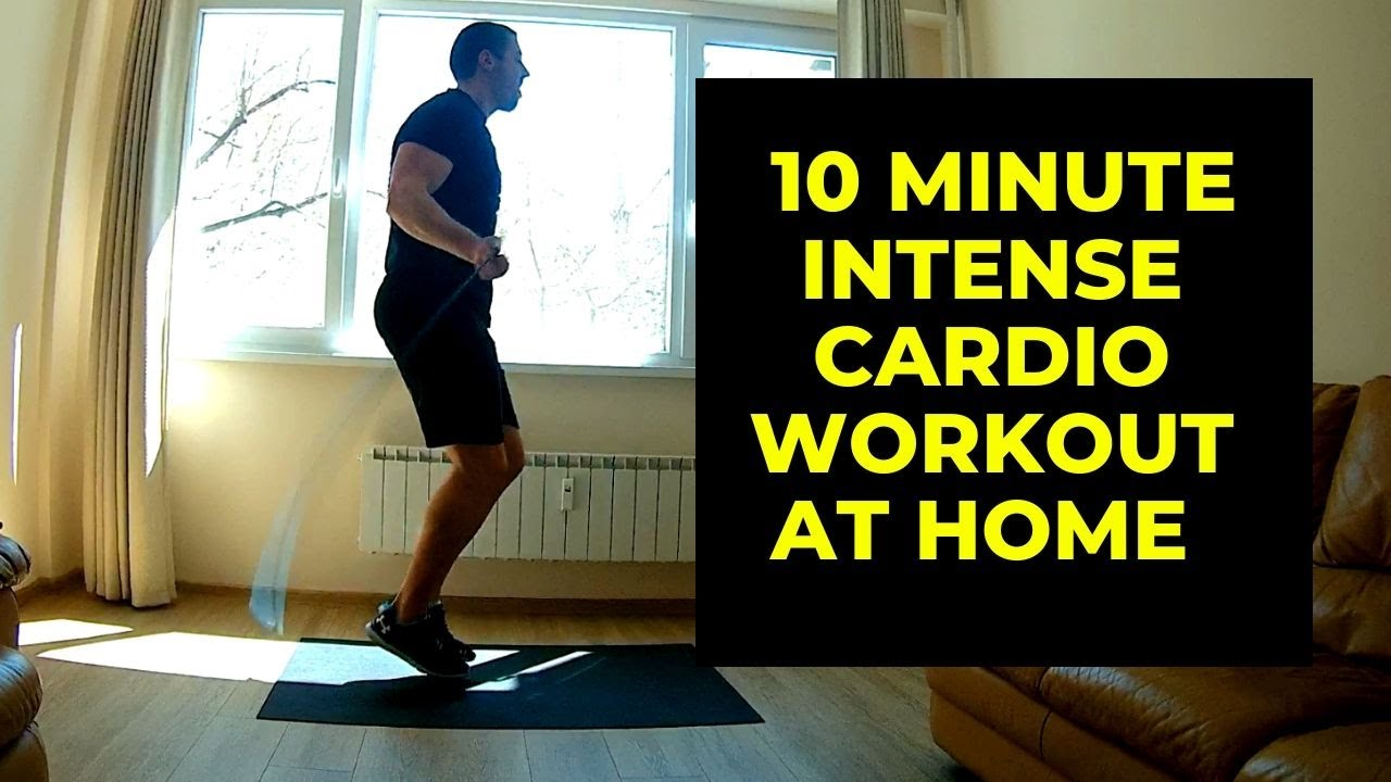 10 Minute Intense Workout