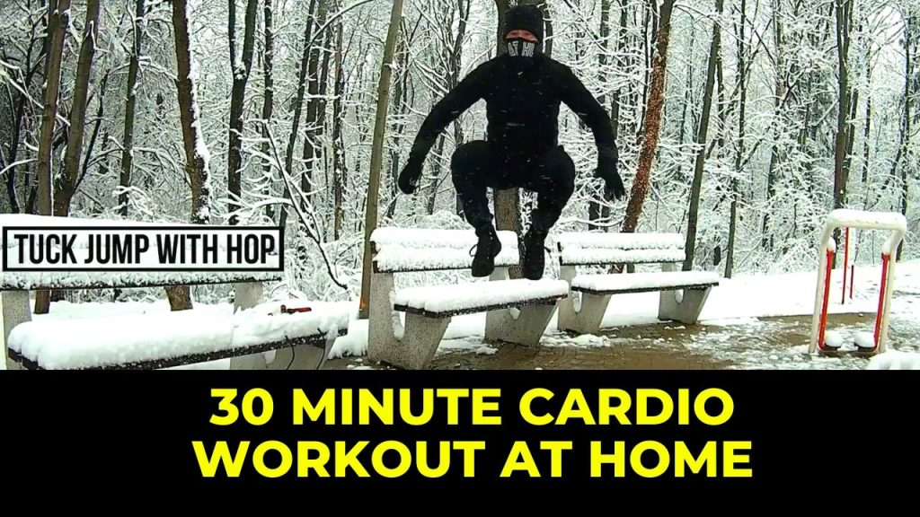 30 minute cardio workout at home