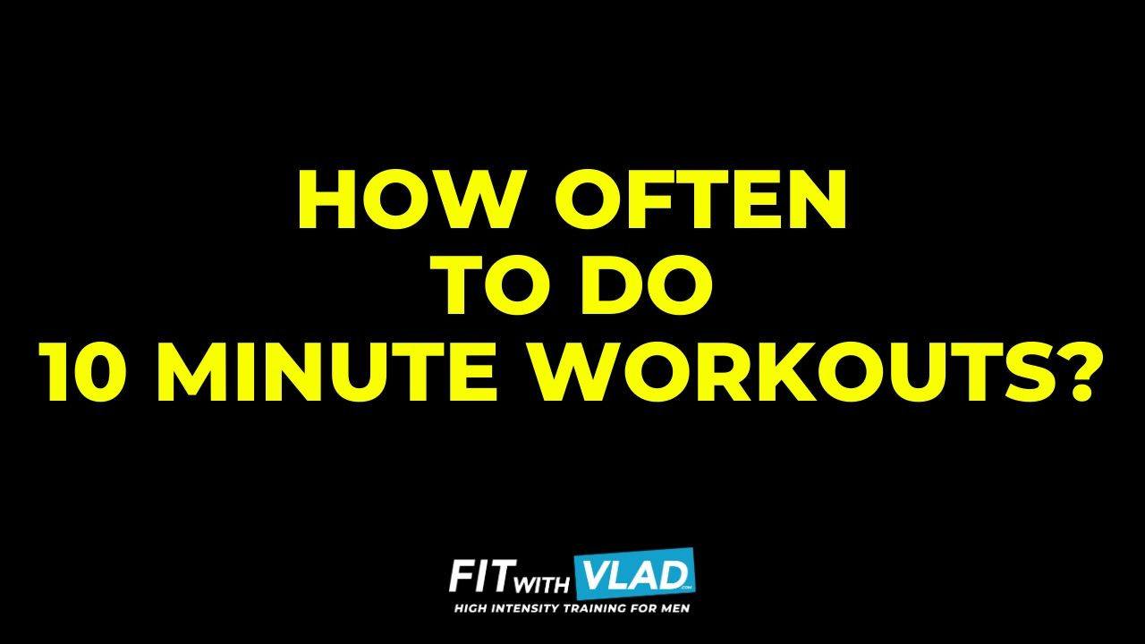 10 minute intense workout for men
