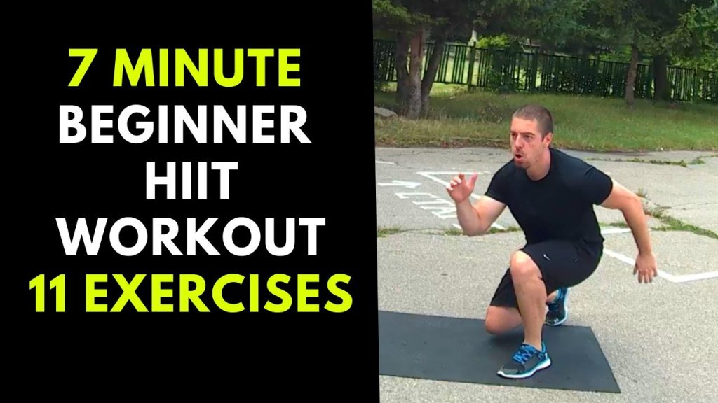 Beginner HIIT Workout