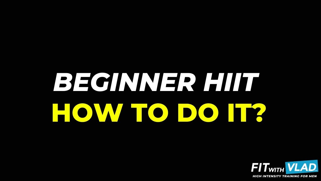 How Do You Do HIIT For Beginners?