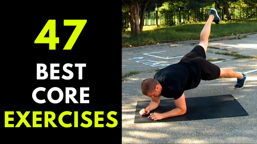 47 Best Core Exercises For Men