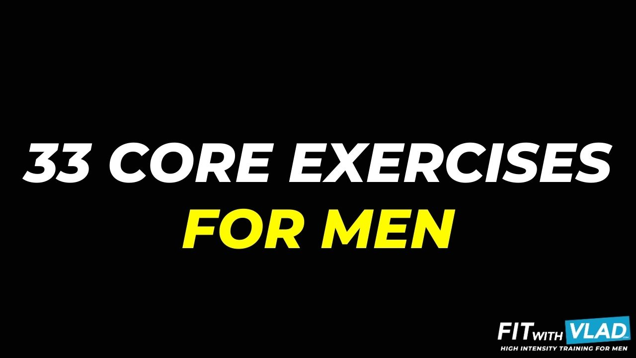 Best Core Exercises For Men