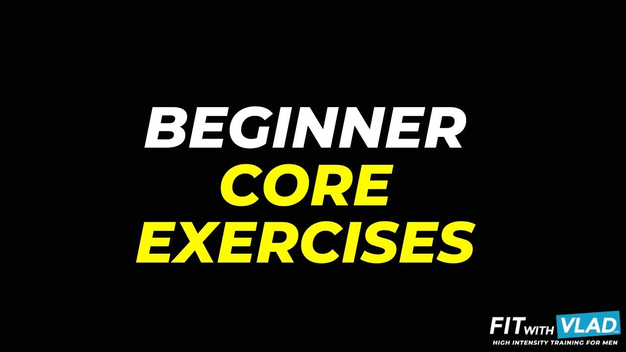 Best core exercises for the beginner