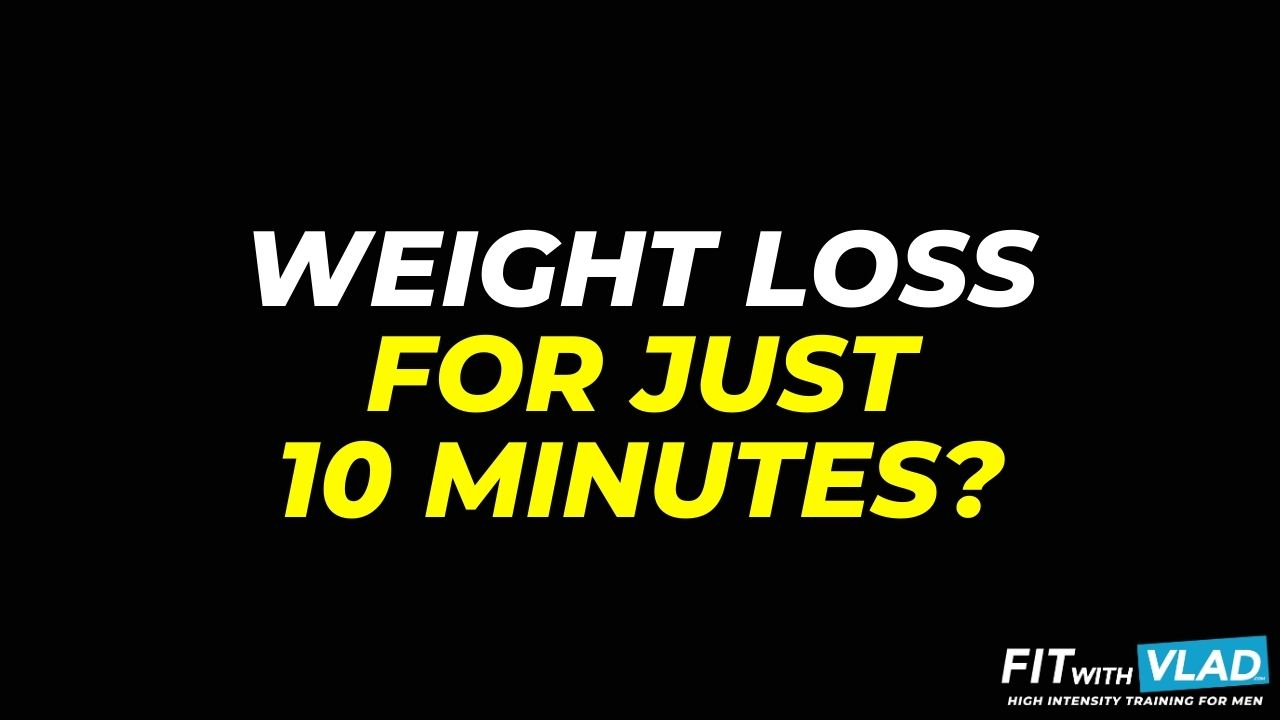 Can You Lose Weight Working Out 10 Minutes a Day