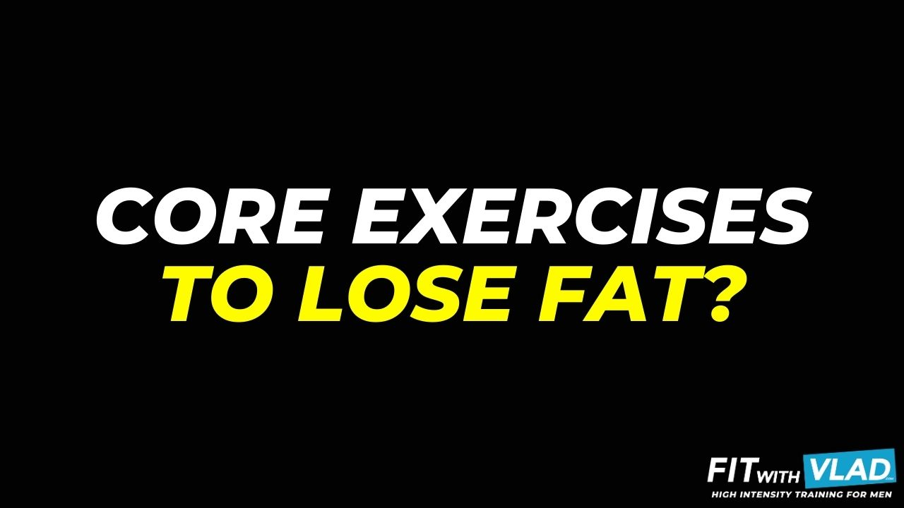 Do Core Exercises Reduce Belly Fat