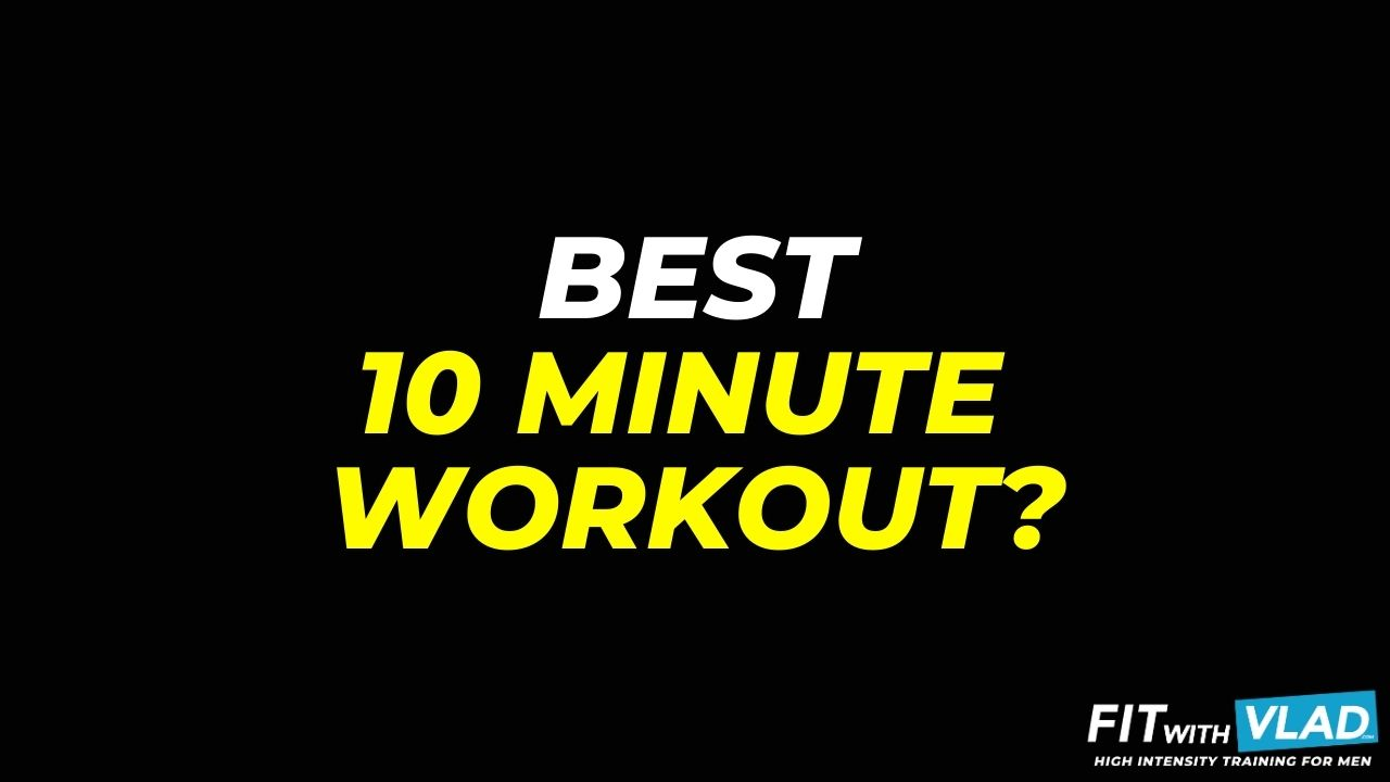 What Is The Best 10 Minute Workout (10 minute beginner workout)