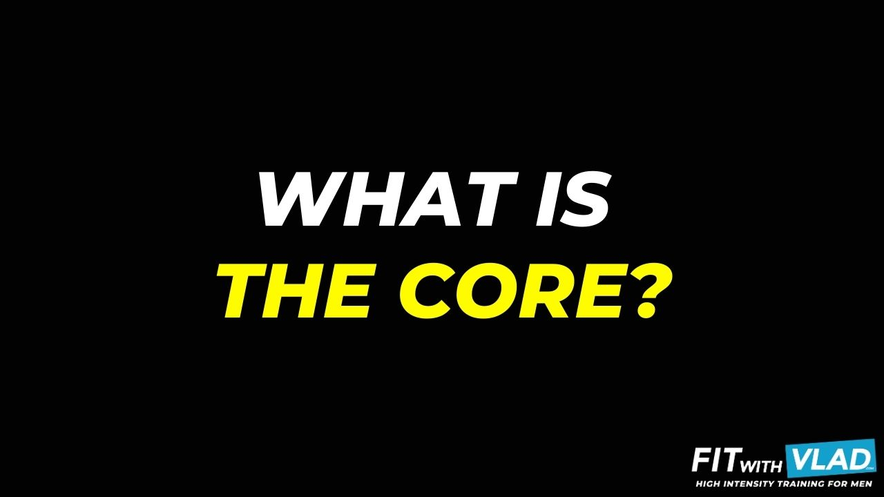 What is the core (best core exercises for men)