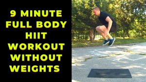 Full Body HIIT Workout Without Weights