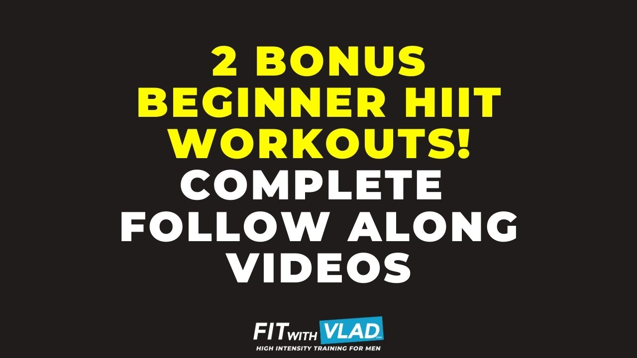 Beginner HIIT Full Body Workouts