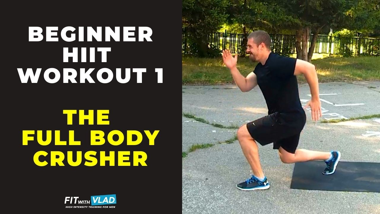 Beginner HIIT Workout at Home 1