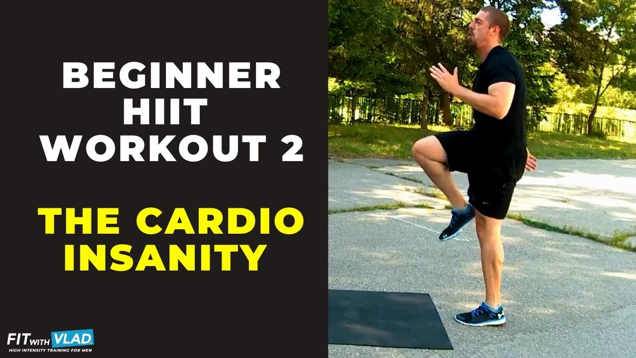 Beginner HIIT Workout at Home 2