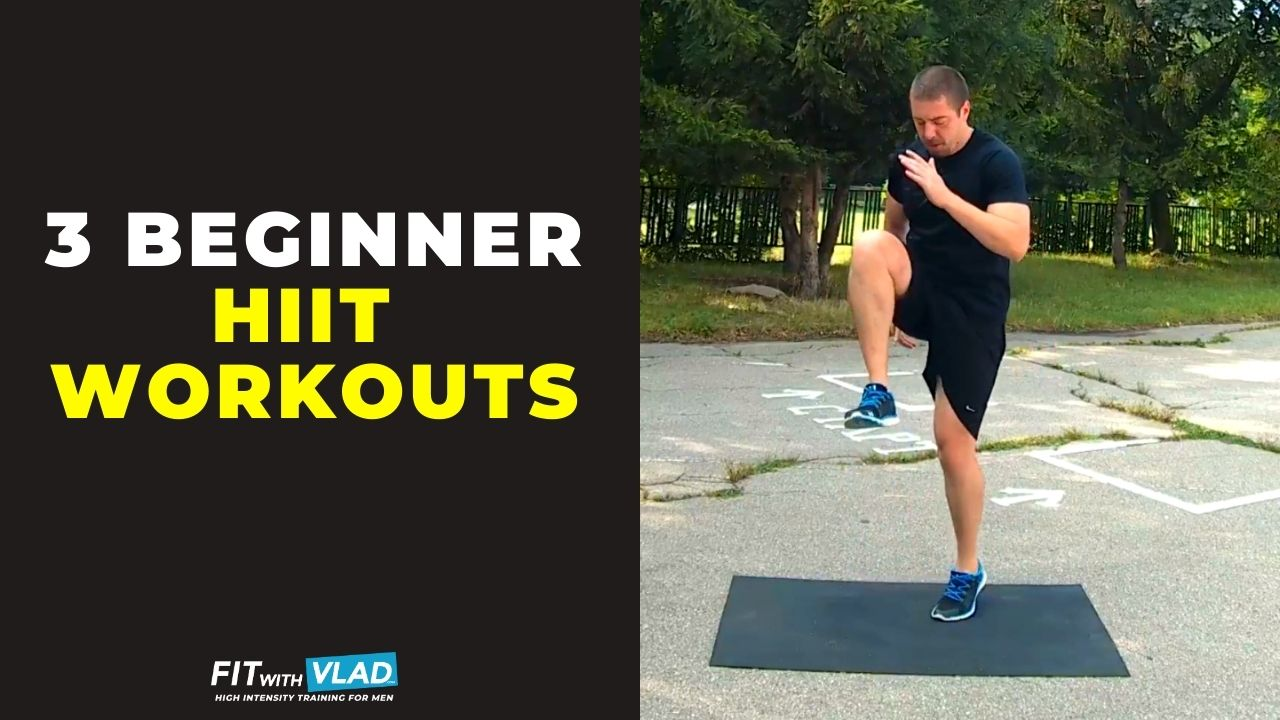 Beginner HIIT Workouts Without Equipment