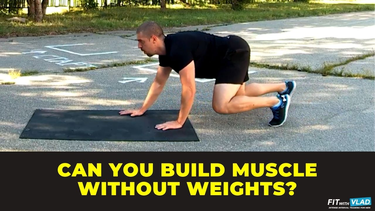 Can You Build Muscle With Bodyweight Conditioning Exercises?