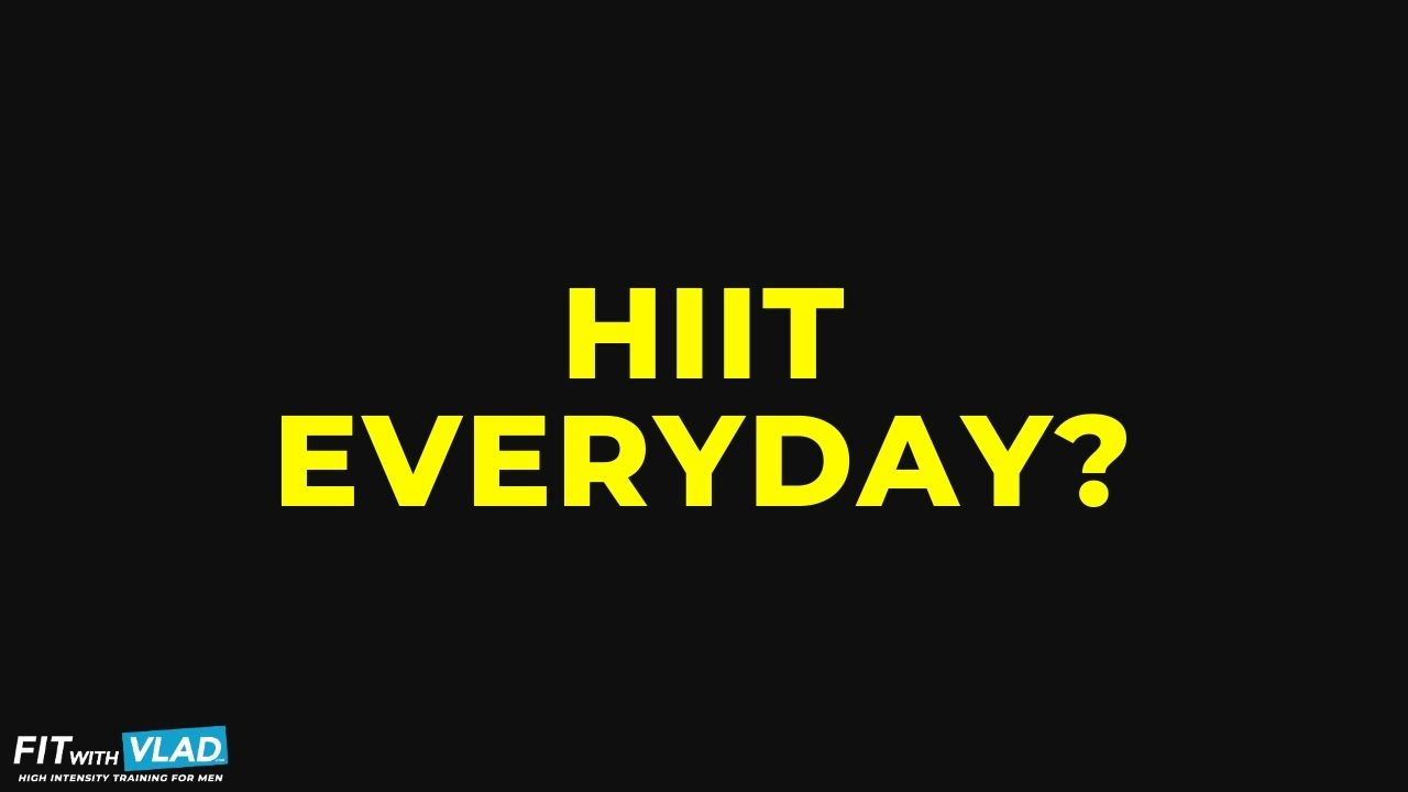 Can You Do HIIT Everyday