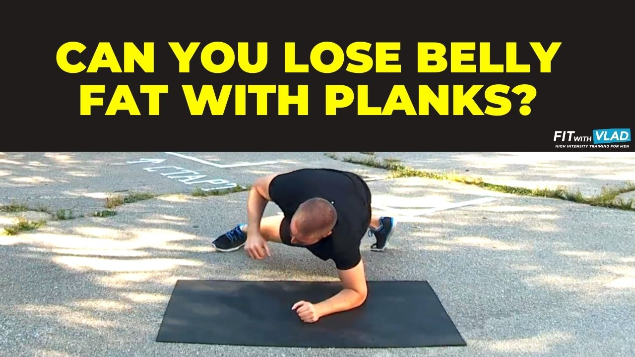 Can You Lose Belly Fat With Planks