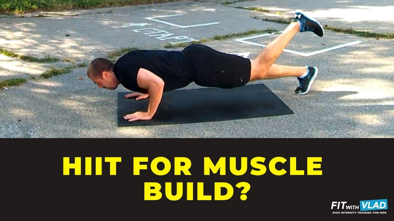 Can you build muscle with HIIT training workouts