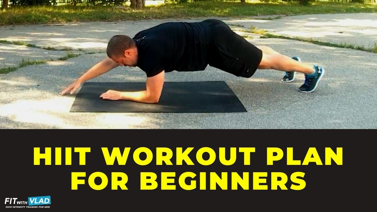 FREE HIIT Workout Plan For Beginners