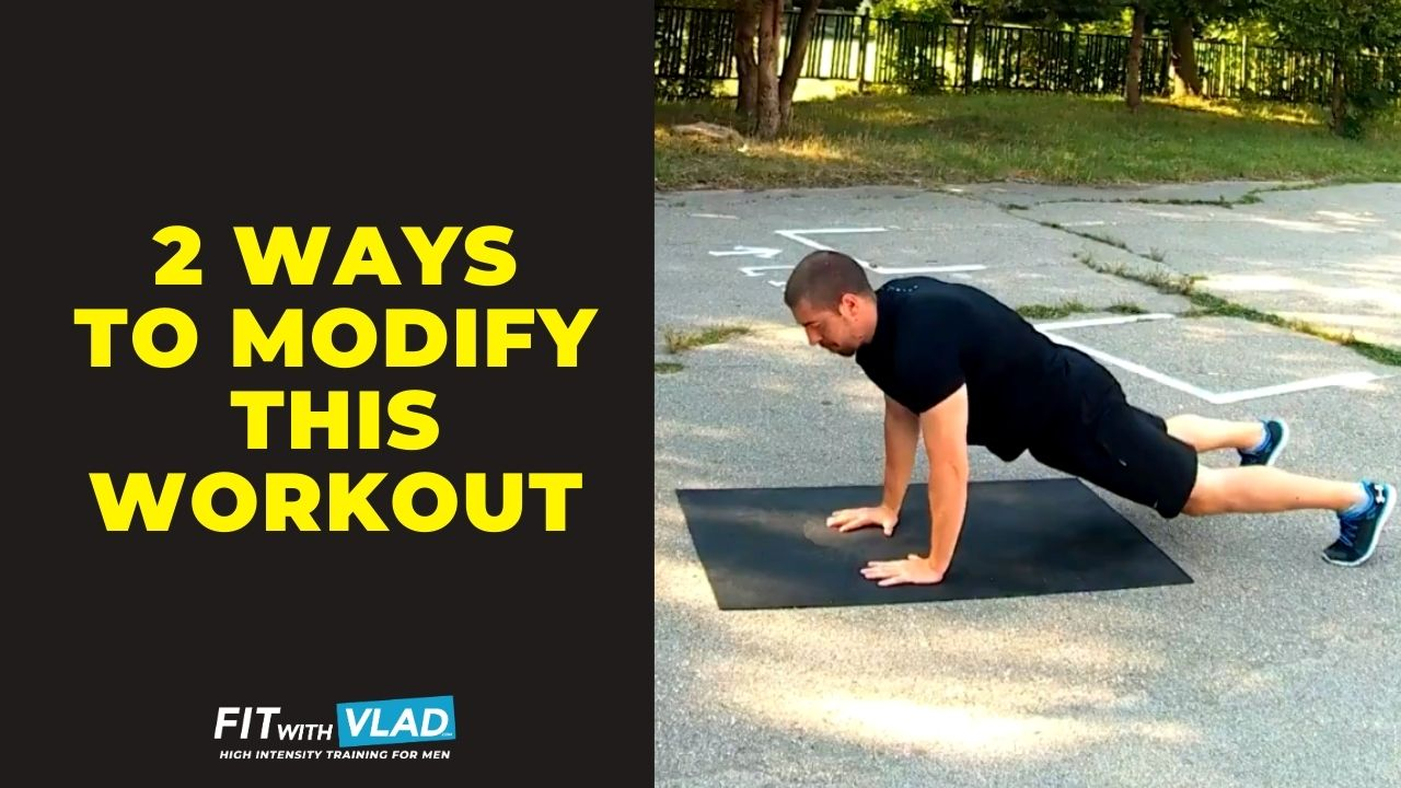 Full Body Bodyweight Workout For Beginners